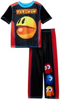 Komar Pacman On The Run Lightweight Pajamas for boys