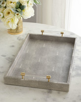Jamie Young Shagreen Tray