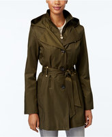 INC International Concepts Hooded Raincoat, Only at Macy's
