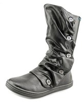 Blowfish Rammish Round Toe Synthetic Mid Calf Boot.