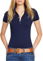 Polo Ralph Lauren Skinny Stretch Polo Shirt