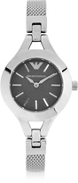 Emporio Armani Women's Classic Stainless Steel Mesh Bracelet Watch