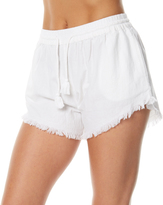 Billabong Womens Field Day Short White