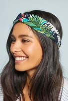 Anthropologie Tropical Twist Headband
