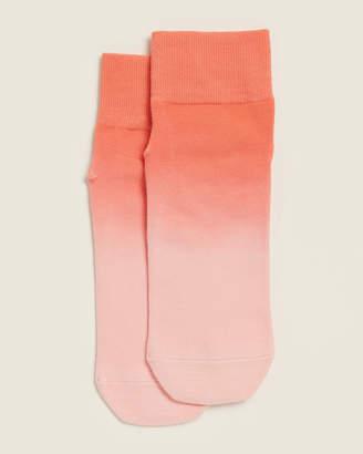 Richer Poorer Pink Gradient Ankle Socks