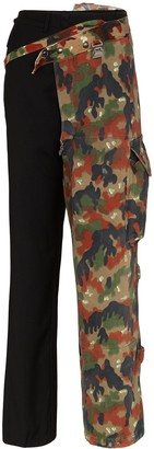 Duran Lantink Panelled Trousers