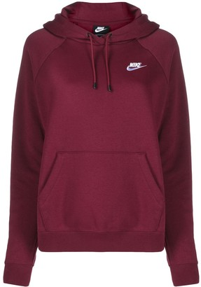 Nike Swoosh hooded sweatshirt