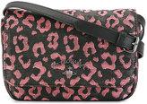 Vivienne Westwood leopard print crossbody bag