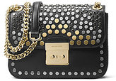 MICHAEL Michael Kors Sloan Editor Studded Medium Chain Shoulder Bag