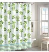 Destinations Tropical Palm Shower Curtain