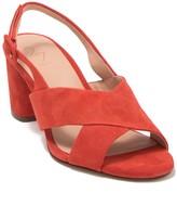 Naturalizer Della Suede Slingback Sandal - Multiple Widths Available