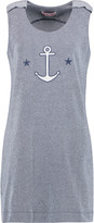 See by Chloe Embellished cotton-jersey mini dress