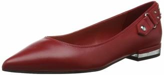 Karen Millen Fashions Limited Women's Shoe Closed Toe Ballet Flats