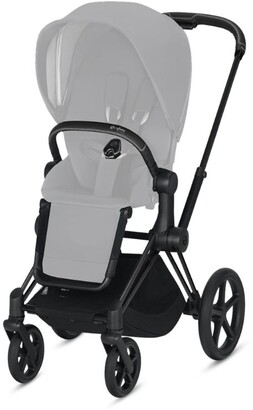 CYBEX Matte Black Priam Stroller Frame