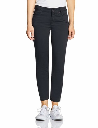 Street One Women's 372420 Yulius Casual Fit Trouser