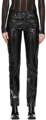 Yang Li Black Samizdat Trousers