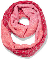New York & Co. Ombré Stripe Infinity Scarf