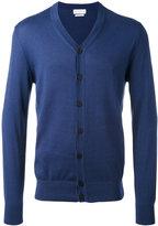 Ballantyne cashmere V-neck cardigan - men - Cotton/Cashmere - 46