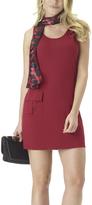 Shape Fx True Red Ellie Sleeveless Dress