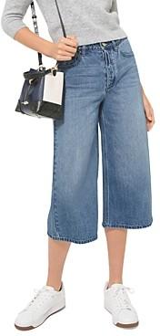 MICHAEL Michael Kors Culotte Denim Jeans