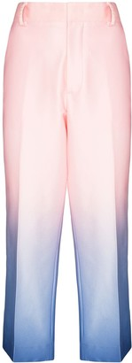 Sies Marjan Alex ombre effect trousers