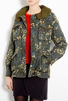 Marc by Marc Jacobs Forks Camouflage Parka