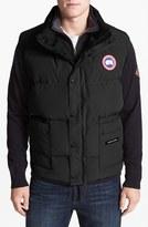 Canada Goose Men's 'Freestyle' Water Resistant Regular Fit Down Vest
