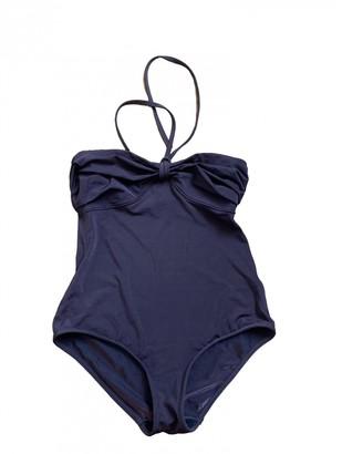 Etoile Isabel Marant Purple Synthetic Swimwear