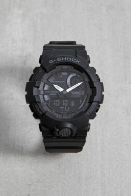 Casio G-Shock GDB800 Black Bluetooth Watch - Black ALL at Urban Outfitters