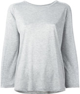Vince long sleeved oversized T-shirt - women - Viscose - XS