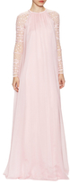 Temperley London Long Angeli Fish Net Dress