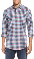 Rodd & Gunn Men's 'Cedars' Check Cotton Sport Shirt
