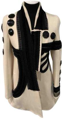 Givenchy \N White Wool Coats