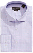 Vince Camuto Iris Check Slim Fit Cotton Dress Shirt