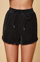 MinkPink Pleated Soft Shorts