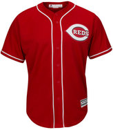 Majestic Men's Cincinnati Reds Blank Replica Big & Tall Jersey