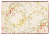 D'Ascoli Set Of Four Garden Linen-blend Napkins - Pink Multi