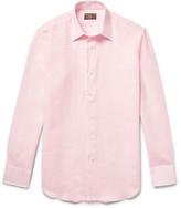 Emma Willis - Slub Linen Shirt