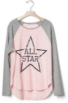 Gap All star baseball tee