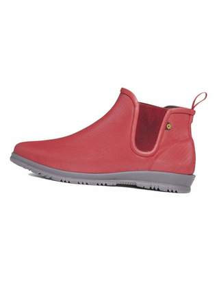 Bogs Women's Sweetpea Ankle Height Waterproof Rubber Rain Boot