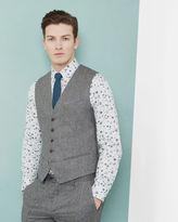 Ted Baker Semi plain wool vest