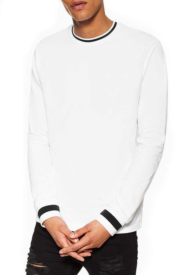 4f8c3fc71 Topman Men's Tshirts - ShopStyle