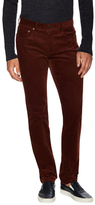 Vince 718 Cotton Slim Tapered Corduroys