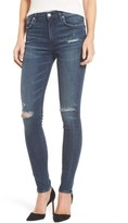 A Gold E Women's Agolde Sophie High Waist Skinny Jeans