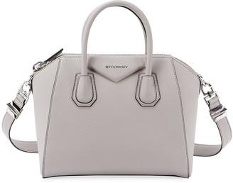 Givenchy Antigona Small Grained Leather Bag
