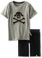 Hatley Kids Play Set (Toddler/Little Kids/Big Kids) (Pirate Dogs) - Apparel