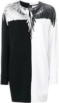 Marcelo Burlon County of Milan sweatshirt dress