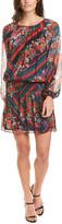 Parker Christina Drop-Waist Dress