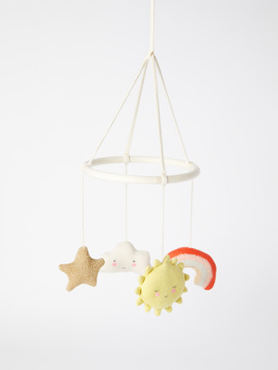 Meri Meri Organic Cotton Happy Weather Baby Mobile