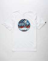 Vans Dual Palm Logo Boys T-Shirt